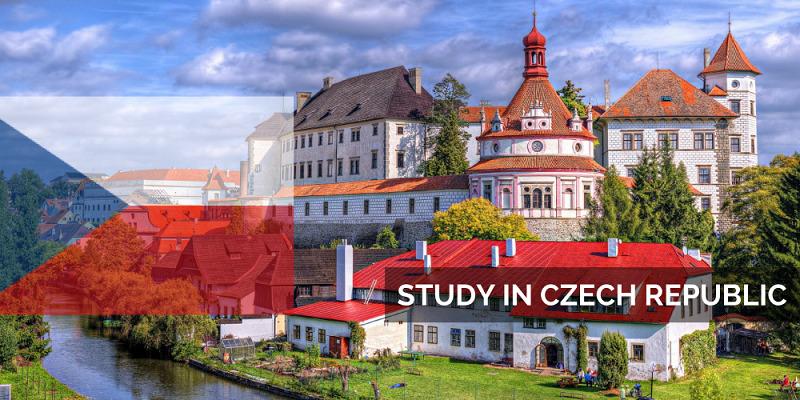 Czech Study Home