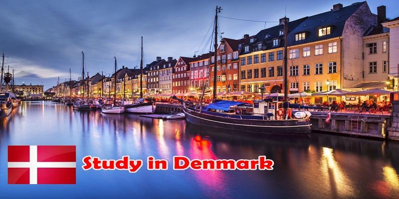 Study in Denmark Home