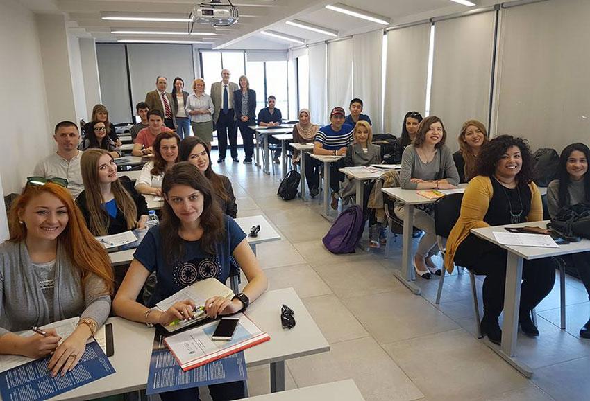 class Study in Greece