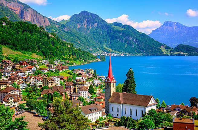 switzerland hero Study in Switzerland