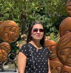 Urvashi Patel Canada Home