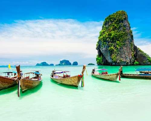 AMAZING THAILAND International  Package