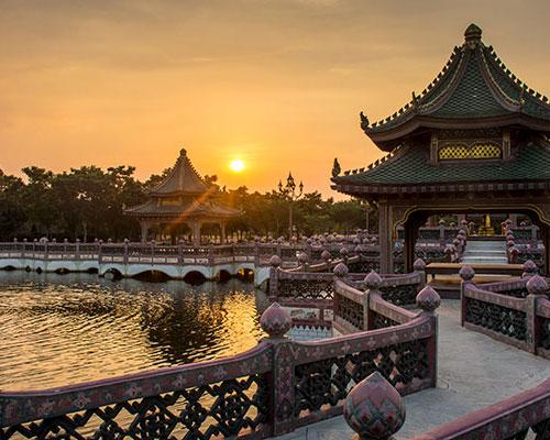 CHINA International  Package