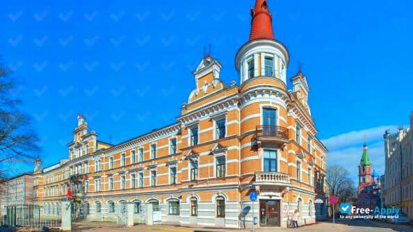 STUDY IN RISEBA UNIVERSITY LATVIA
