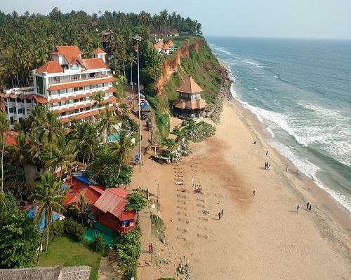 hindustan beach retreat Domestic package