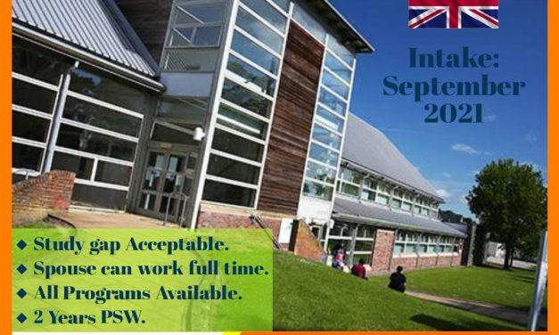 Apply Visa for University of Cumbria