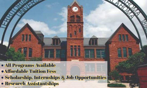 Apply Visa for University of Central Oklahoma