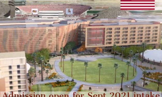 Apply Visa for Arizona State University