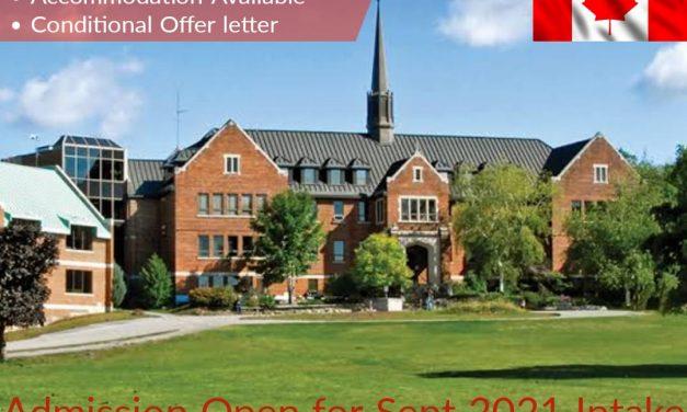 Apply Visa for Algoma University