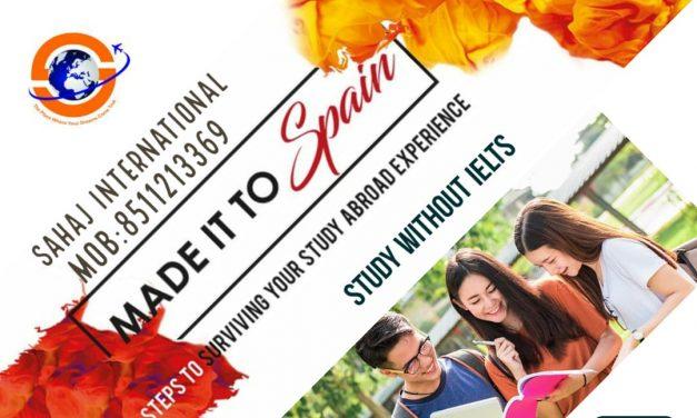 Apply in CEU University, Spain