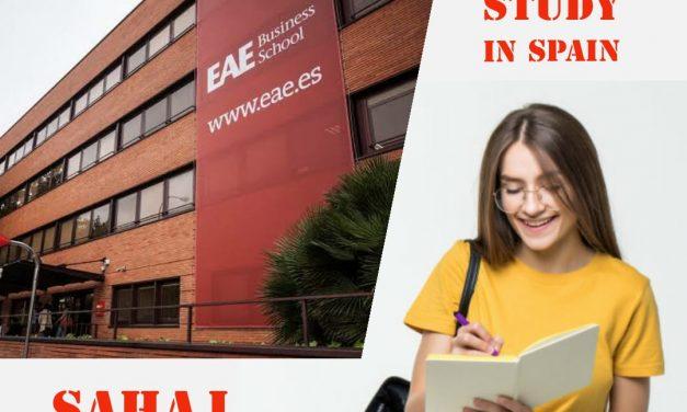Apply in EAE Business School, Spain
