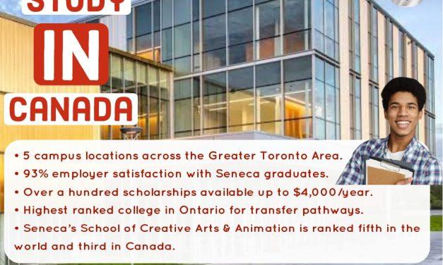 Apply study in Seneca College