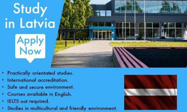 Apply studies in Turiba University